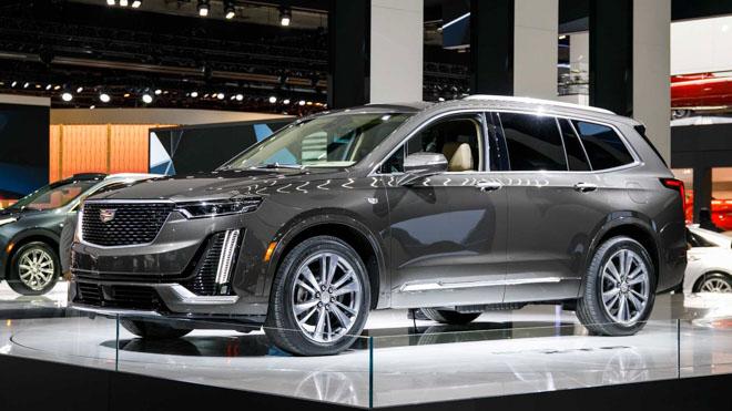 SUV Cadillac XT6 2020 có giá từ 1,24 tỷ đồng tại thị trường Mỹ - 6
