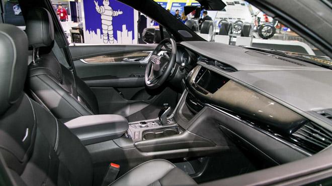 SUV Cadillac XT6 2020 có giá từ 1,24 tỷ đồng tại thị trường Mỹ - 8