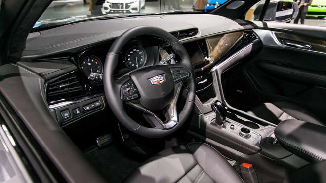 SUV Cadillac XT6 2020 có giá từ 1,24 tỷ đồng tại thị trường Mỹ - 9