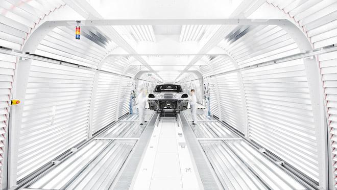 """Porsche: """"Thế hệ Macan tiếp theo sẽ chạy hoàn toàn bằng điện"""" - 1"""