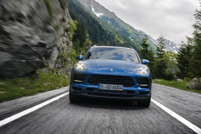 """Porsche: """"Thế hệ Macan tiếp theo sẽ chạy hoàn toàn bằng điện"""" - 3"""