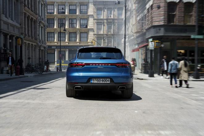 """Porsche: """"Thế hệ Macan tiếp theo sẽ chạy hoàn toàn bằng điện"""" - 6"""