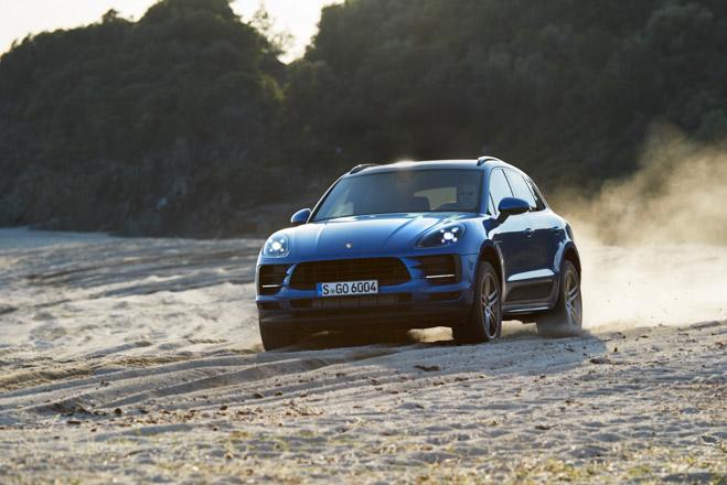 """Porsche: """"Thế hệ Macan tiếp theo sẽ chạy hoàn toàn bằng điện"""" - 2"""