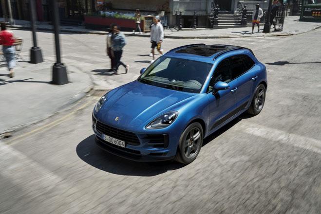 """Porsche: """"Thế hệ Macan tiếp theo sẽ chạy hoàn toàn bằng điện"""" - 7"""