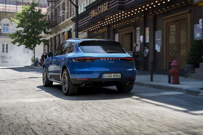 """Porsche: """"Thế hệ Macan tiếp theo sẽ chạy hoàn toàn bằng điện"""" - 8"""