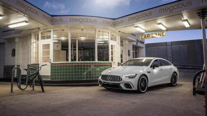 """Mercedes-AMG công bố mức giá """"mềm"""" cho chiếc GT53 4Matic+ - 3"""