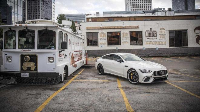 """Mercedes-AMG công bố mức giá """"mềm"""" cho chiếc GT53 4Matic+ - 1"""