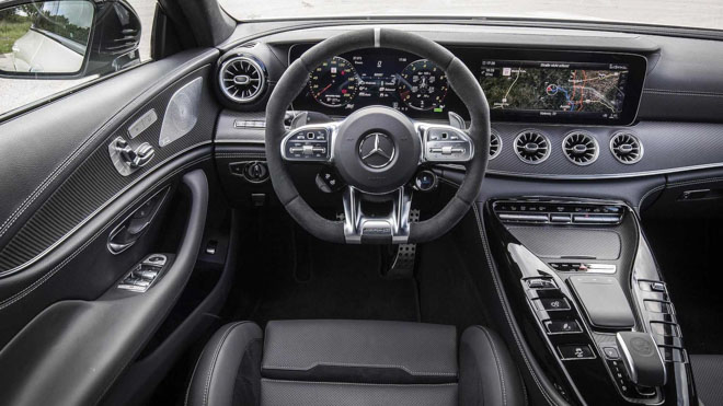 """Mercedes-AMG công bố mức giá """"mềm"""" cho chiếc GT53 4Matic+ - 5"""