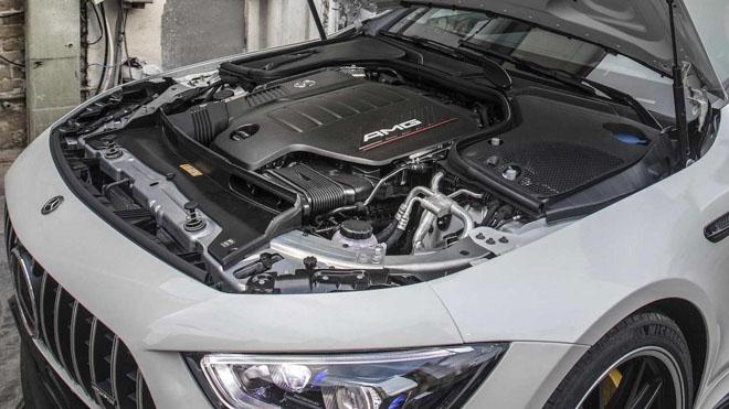 """Mercedes-AMG công bố mức giá """"mềm"""" cho chiếc GT53 4Matic+ - 7"""