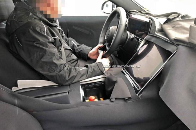 Lộ ảnh đồ hoạ của Mercedes-Benz S-Class thế hệ mới - 4