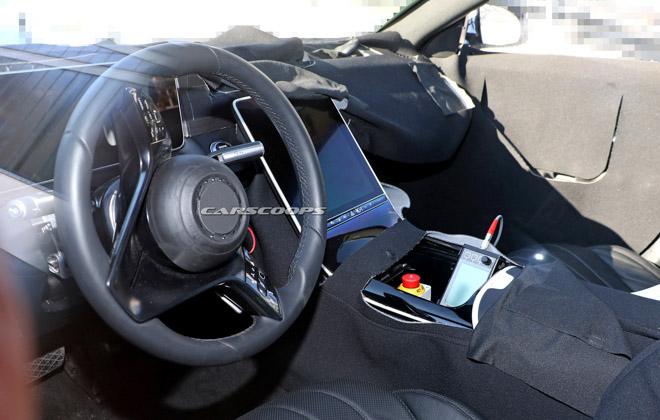 Lộ ảnh đồ hoạ của Mercedes-Benz S-Class thế hệ mới - 6