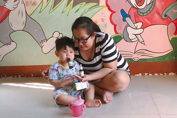 Con quấy khóc, nôn trớ kéo dài: Bài học xương máu của mẹ Ninh Thuận - 5