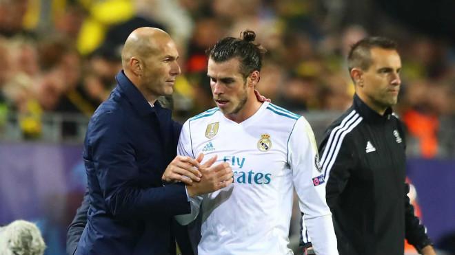 """Rung chuyển """"bom tấn"""" Real: Zidane bán Bale 64 triệu bảng, đón 2 SAO bự - 1"""
