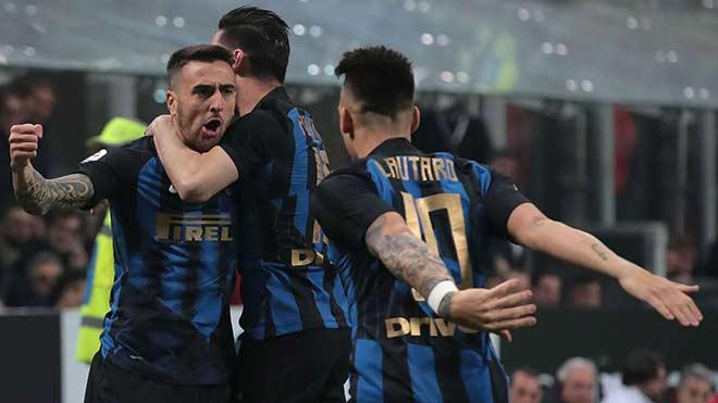 AC Milan - Inter Milan: Tiệc derby 5 bàn, đoạn kết nổi da gà - 1