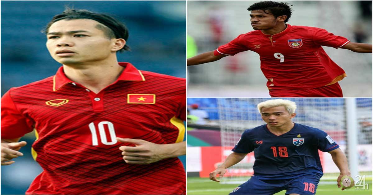 Công Phượng, U23 VN đấu Messi Thái, Ronaldo Myanmar đua HCV Sea Games?