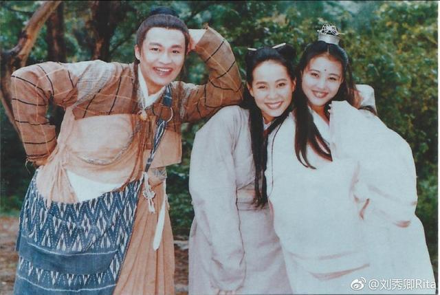 Châu Hải My bất chấp tuổi tác, quay về làm Chu Chỉ Nhược của Ỷ Thiên Đồ Long ký - 3