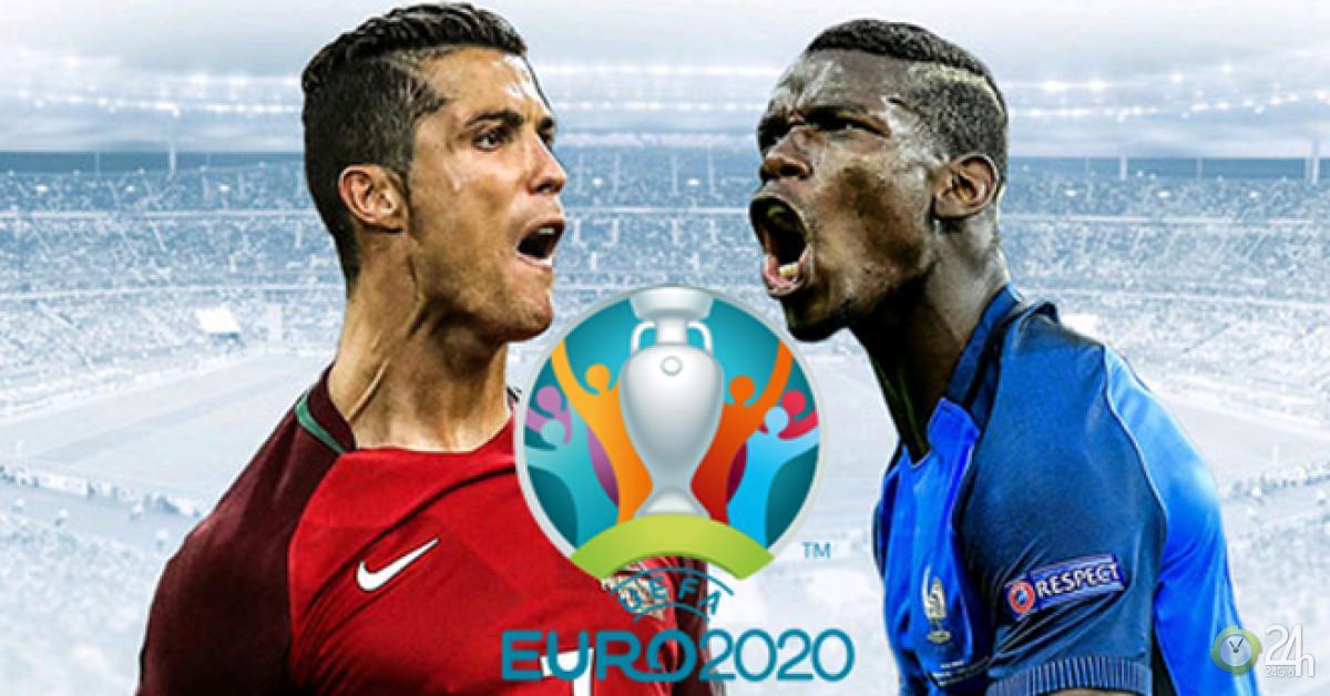 Lịch thi đấu bóng đá vòng loại EURO 2020
