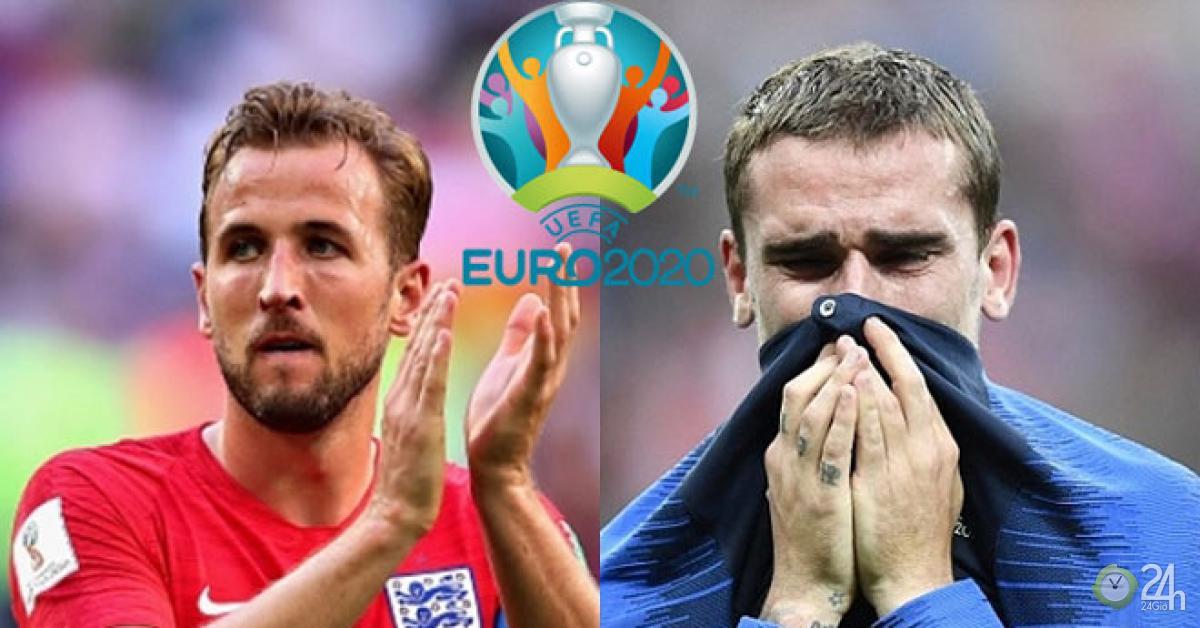 Kết quả thi đấu bóng đá vòng loại EURO 2020