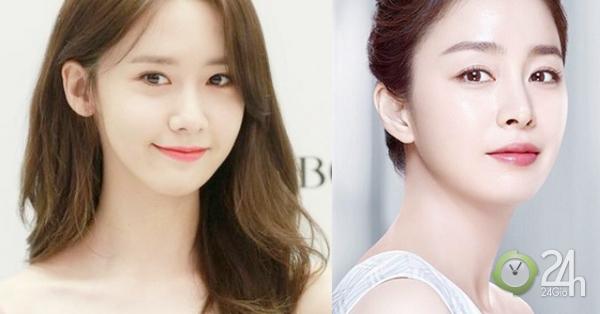 Hàm nhô lại móm nhưng cô gái này vẫn là mỹ nữ mặt đẹp nhất Hàn Quốc