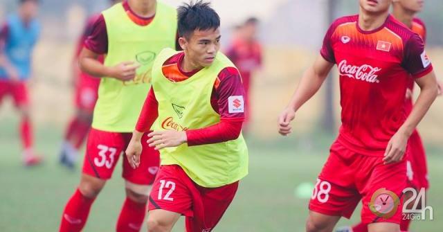 Thầy Park muốn tân binh luyện vũ khí nào để U23 Việt Nam đấu Thái Lan?