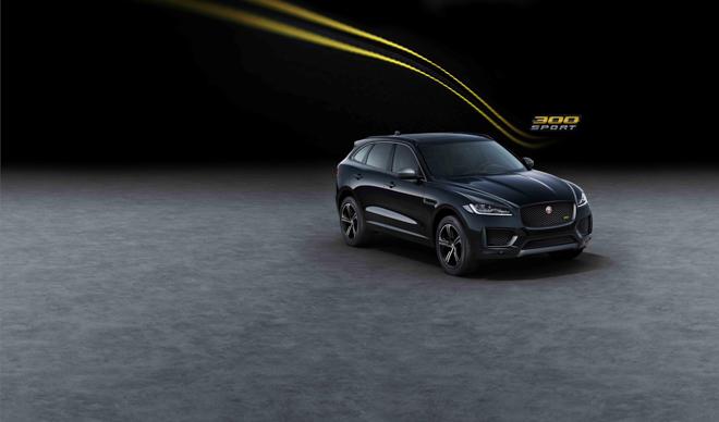 Jaguar Việt Nam bổ sung thêm hai phiên bản đặc biệt F-Pace 300 Sport và Chequered Flag - 1
