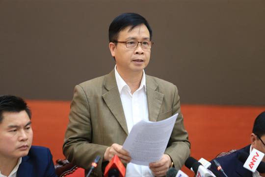 """Giám đốc Sở GTVT Hà Nội : """"Ít tiền thì chịu khó đi xe đạp"""" - 2"""