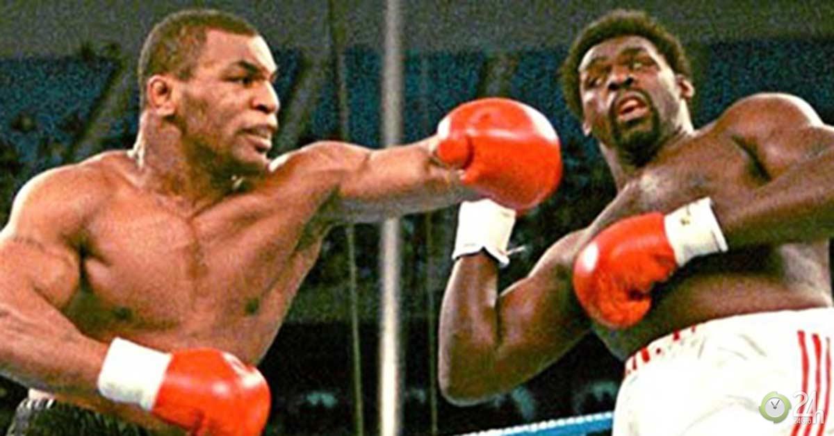 Đệ tử Ali ăn 2 đấm của Mike Tyson: 31 năm vẫn còn khiếp đảm