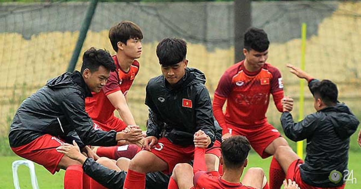 Kết quả thi đấu bóng đá vòng loại U23 châu Á 2020