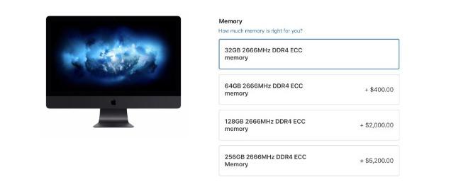 Sốc: iMac Pro có giá cao ngất ngưởng, đắt ngang xe ô tô - 2
