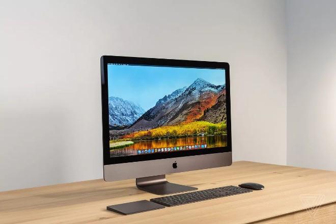 Sốc: iMac Pro có giá cao ngất ngưởng, đắt ngang xe ô tô - 1