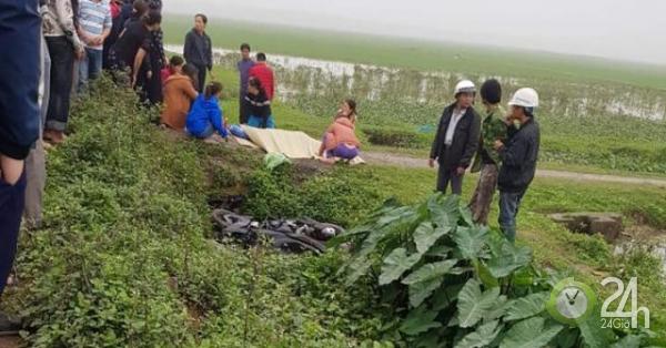 Nam thanh niên tử vong cạnh xe máy giữa cánh đồng