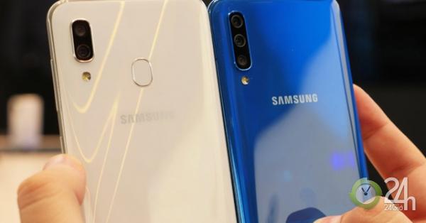 Samsung lại chuẩn bị phái quân Galaxy mới vào tháng tới
