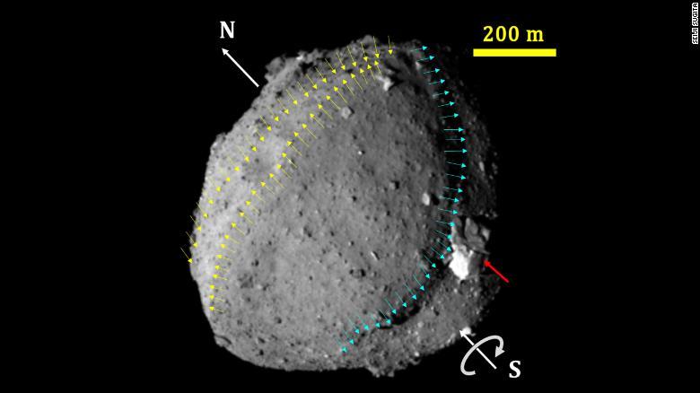 Tàu vũ trụ Nhật phát hiện điều bất ngờ ở nơi cách Trái đất 300 triệu km - 1