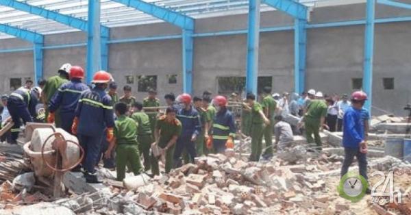 Nóng 24h qua: Hé lộ nguyên nhân gây sập tường khiến 6 người chết