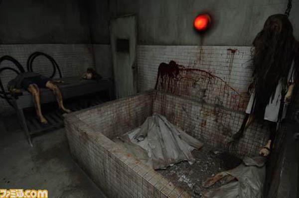 Bệnh viện ma ám lớn nhất châu Á được Guiness công nhận - 6