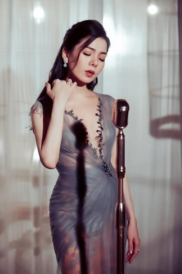 Ca sĩ Lệ Quyên khoe khéo vòng eo con kiến ngay khi ra mắt MV mới - 2