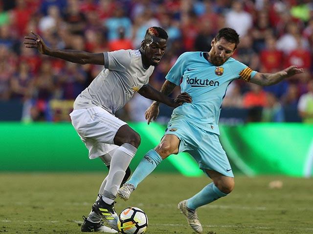 MU gặp lợi cúp C1: Messi quá tải vẫn cày ải ĐT Argentina, Barca khốn đốn
