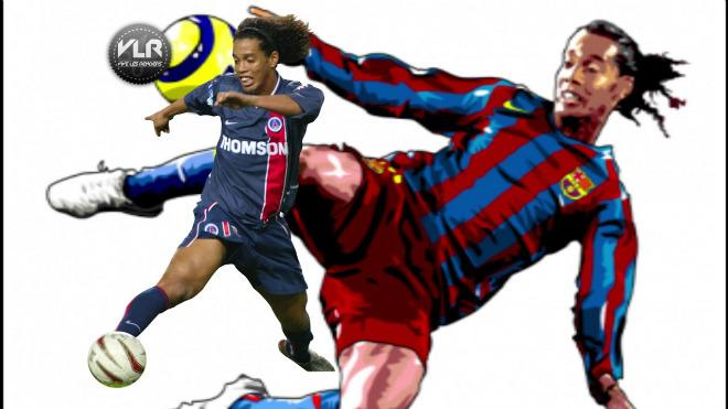 Duyên nợ MU - Barca: Ronaldo cần phải biết ơn Ronaldinho, vì sao? - 1