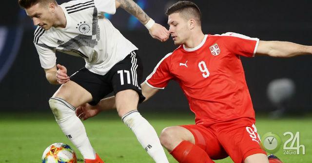 Đức - Serbia: Bừng tỉnh đúng lúc, SAO Bayern sắm vai người hùng
