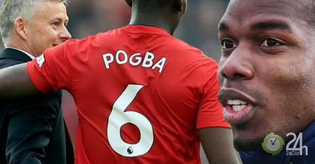 Tin HOT bóng đá sáng 21/3: Pogba ủng hộ Solskjaer dẫn dắt MU chính thức