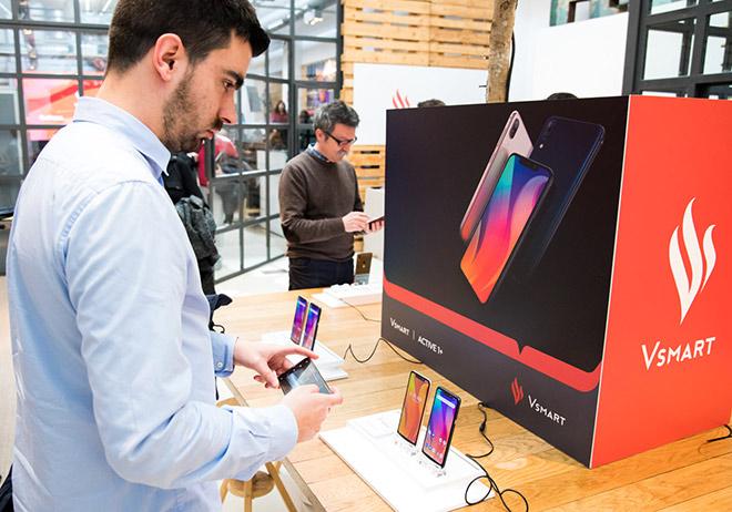 Vsmart chính thức phân phối tại thị trường Tây Ban Nha - 3