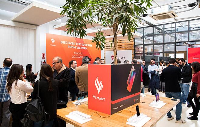 Vsmart chính thức phân phối tại thị trường Tây Ban Nha - 7