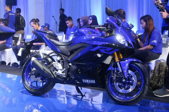 2019 Yamaha YZF-R25 chốt giá bán, hút dân tập chơi - 6