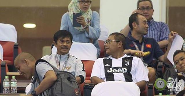 U23 Việt Nam thắng áp đảo Brunei: HLV Thái Lan không xem, HLV Indonesia do thám