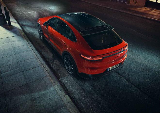 Porsche chính thức vén màn Cayenne Coupe, giá bán từ 1,73 tỷ đồng - 9