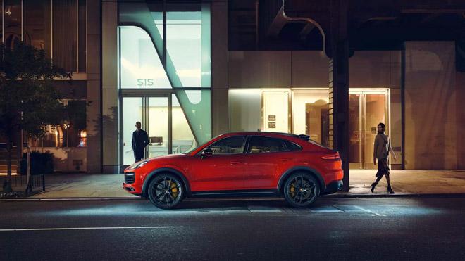Porsche chính thức vén màn Cayenne Coupe, giá bán từ 1,73 tỷ đồng - 10
