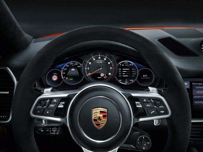 Porsche chính thức vén màn Cayenne Coupe, giá bán từ 1,73 tỷ đồng - 8