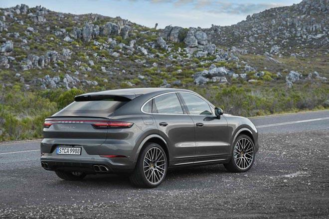 Porsche chính thức vén màn Cayenne Coupe, giá bán từ 1,73 tỷ đồng - 3