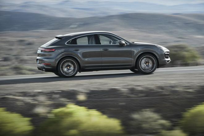 Porsche chính thức vén màn Cayenne Coupe, giá bán từ 1,73 tỷ đồng - 2