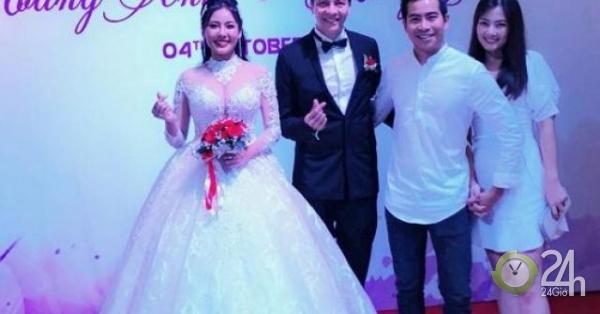 Diễn viên Dương Hoàng Anh lên chức bố sau 6 tháng kết hôn lần 2